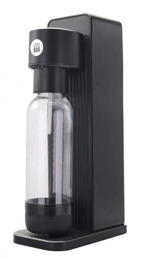 Limobary, sirupy Výrobník sody Limobar Twin T0150BLA, černý