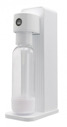 Limobary, sirupy Výrobník sody Limobar Twin T0150WHI, bílý