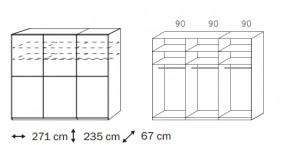 Linea (Alpská bílá/krémové bílé sklo)