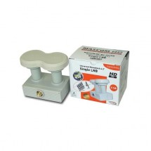 LNB Mascom Monoblock Single MCM4S01HD Gold 4.3°