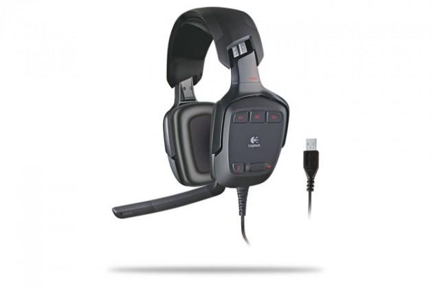 Logitech G35 Gaming Headset 7.1, USB (981-000258)
