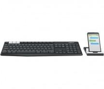 Logitech K375s Multi-Device Wireless Keyboard & Stand Combo