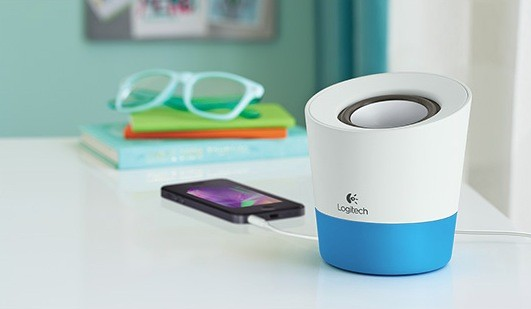 Logitech Repro Multimedia Speaker Z50 Ocean Blue