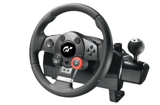 Logitech volant Logitech Driving Force GT pro PS3, PC ROZBALENO