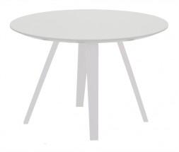 Lola Ella - Konferenční stolek, bílá, bílá (9315-001+9366-001)