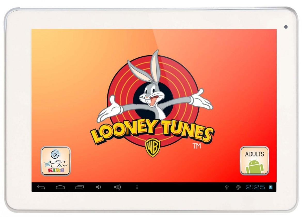 Looney Tunes (WB701) bílý