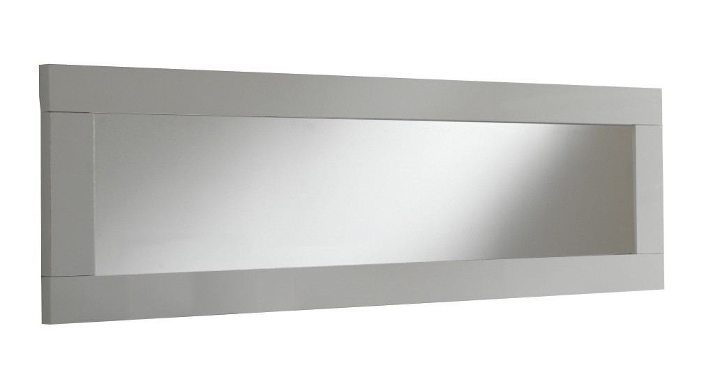 Ložnice ZLEVNĚNO Diva - Zrcadlo (bílá)