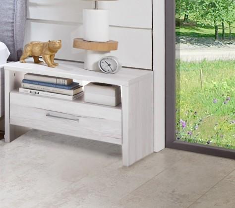 Ložnice ZLEVNĚNO Kampen 848698(bílý dub)