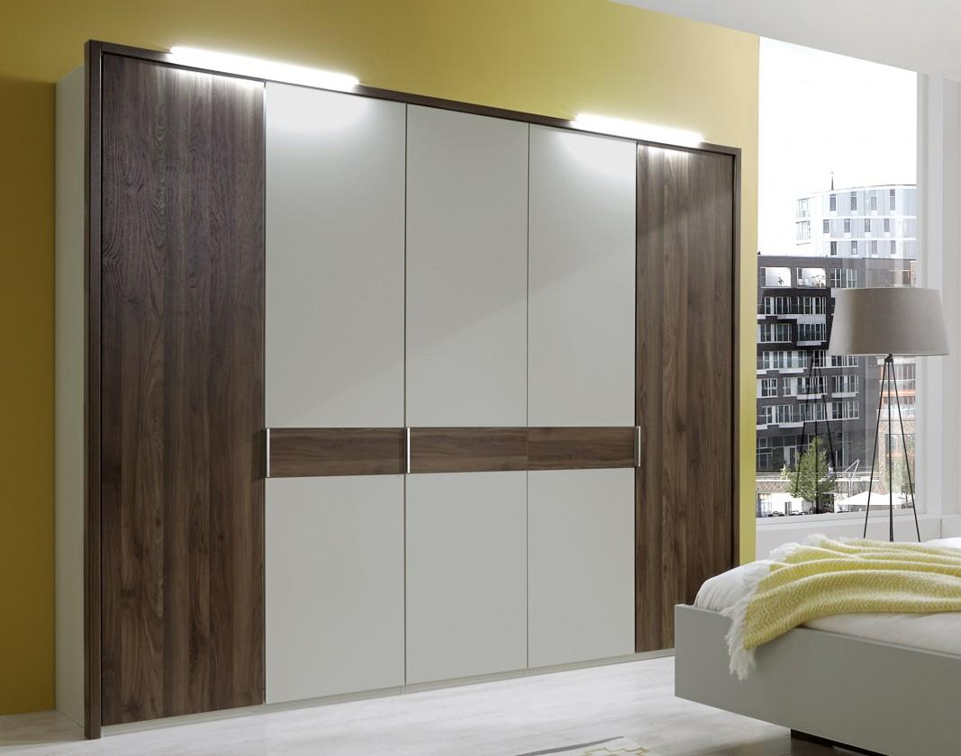 Ložnice ZLEVNĚNO LED osvětlení Imola - liniové, 2ks (stříbrná)