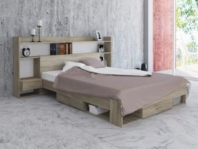 Ložnicový komplet Avona-rám postele, 2 noční stolky - II.jakost