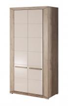 Lumi - Obýváková skříň, 2 dveře