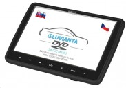 "Luvianta DVD portable, 10,1"", HD (1280x1024)"