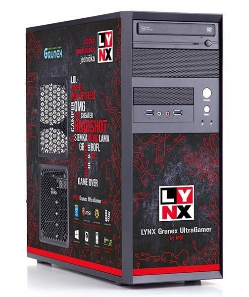 LYNX Grunex UltraGamer 2015, 10462228