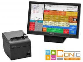 LYNX POS 15''dotykový systém Conto Basic Win10
