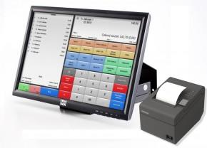 LYNX POS 15''dotykový systém Conto Klient Win10