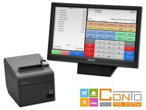 LYNX POS 15''dotykový systém Conto Mini Win10