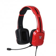Mad Catz TRITTON PS3 KUNAI Stereo Headset, červená