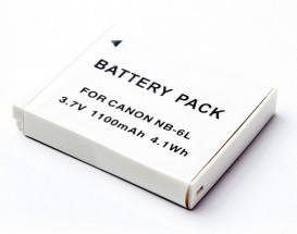 MadMan Baterie pro Canon NB-6L