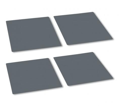 Magnetická podložka pro 450mm, set 4ks (šedá)
