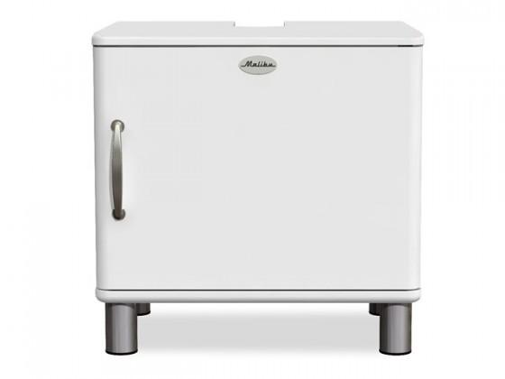 Malibu - Skříňka (bílá, 1x dveře)