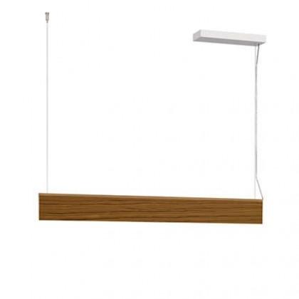 Mambo - Stropní osvětlení LED, 112cm (oranžová)