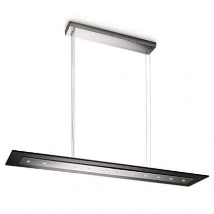 Mambo - Stropní osvětlení LED, 115cm (lesklý chrom)