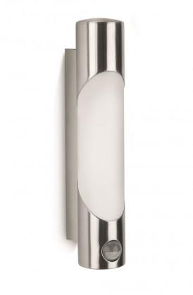 Mano - Venkovní osvětlení E 27, 6,4cm (nerezová ocel)