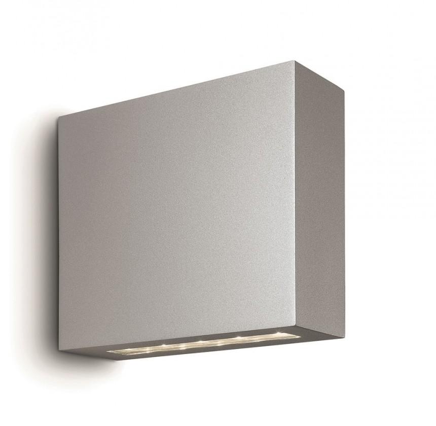 Mano - Venkovní osvětlení LED, 5,6cm (šedá)