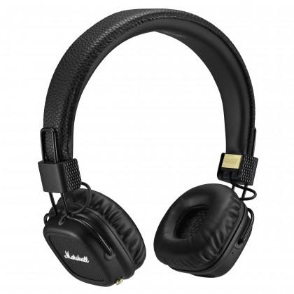 Marshall 4091378 Hlavní sluchátka Bluetooth II, černá