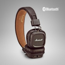 Marshall Sluchátka Major II Bluetooth Brown (4091793)