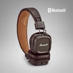 Marshall Sluchátka Major II Bluetooth Brown (4091793)