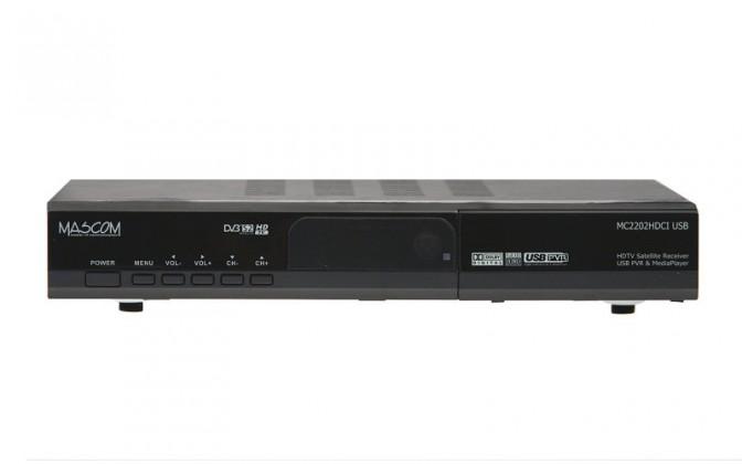 Mascom MC2202HD USB PVR