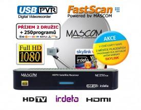Mascom MC250/80MBL+M7