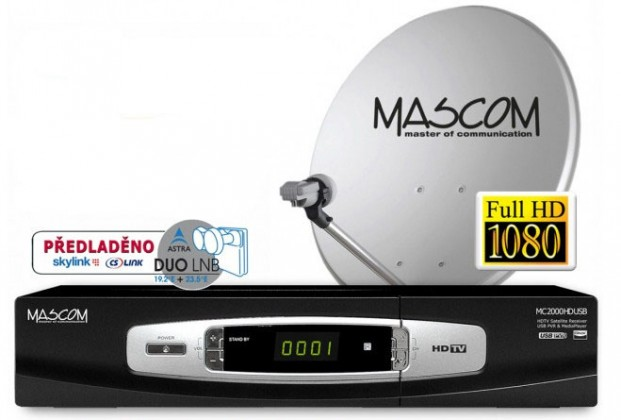 Mascom S-2000UCR/60