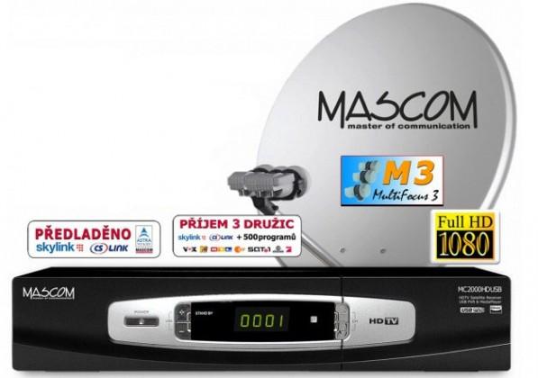 Mascom S-2000UCR/80M3