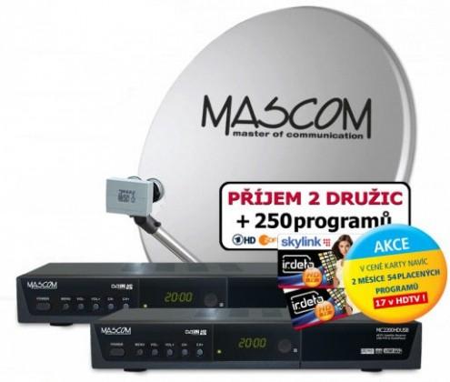 Mascom S-2200/80MBL-T+IH