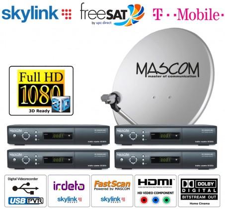 Mascom S-2600/60-Q