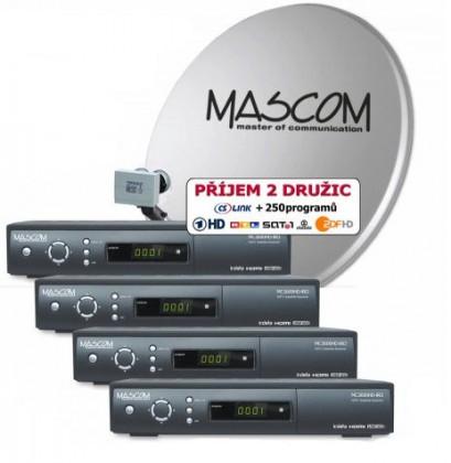Mascom S-2600/80MBL-Q