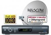 Mascom S-2600/80MBL ROZBALENO