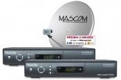 Mascom S-2600/80MBL-T ROZBALENO