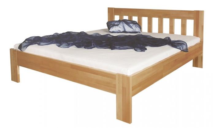 Masivní Bianca - rám postele (rozměr ložné plochy - 200x120)