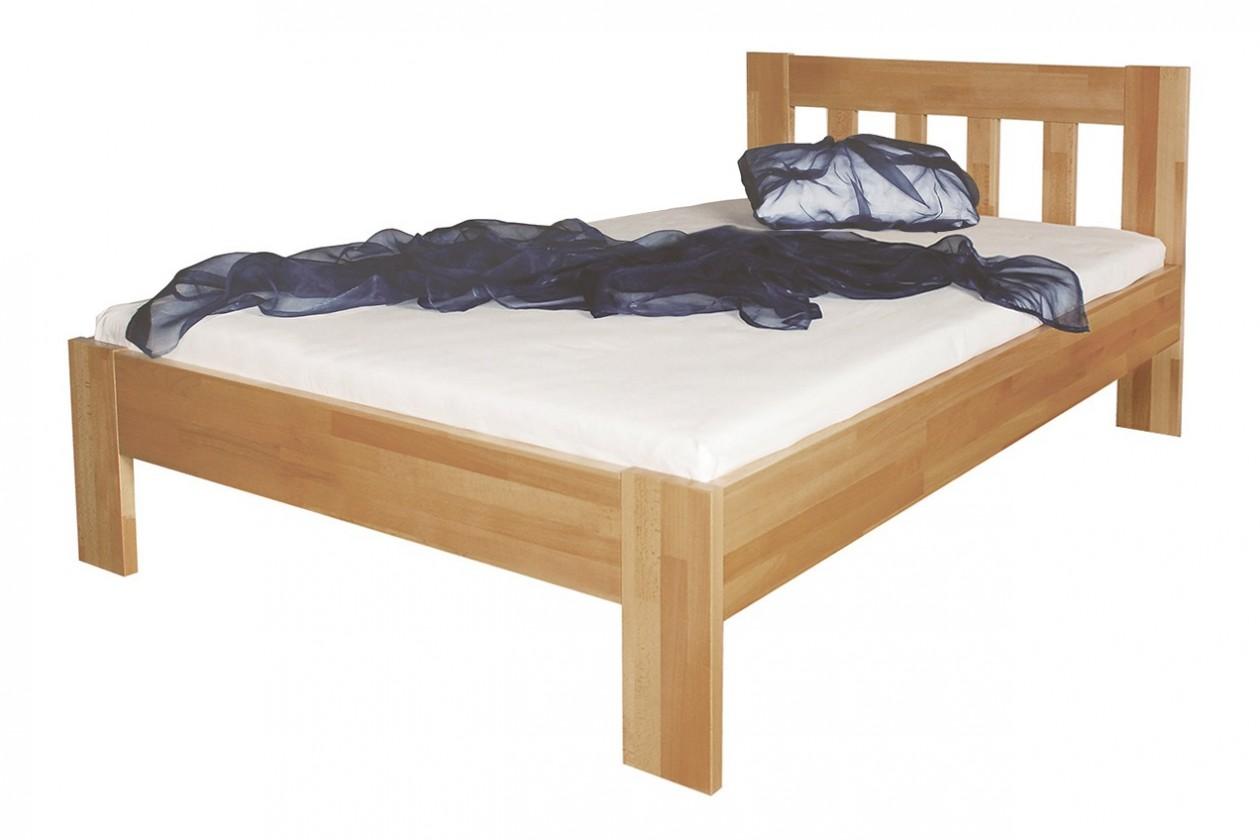Masivní Bianca - rám postele (rozměr ložné plochy - 200x80)