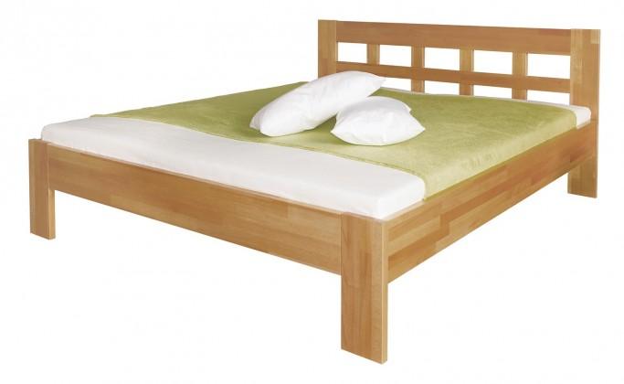 Masivní Delana - rám postele (rozměr ložné plochy - 200x120)