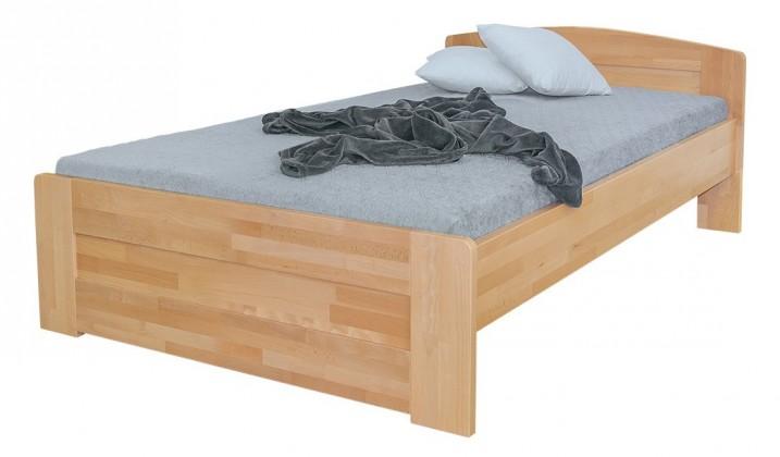 Masivní Dona - rám postele (rozměr ložné plochy - 200x100)