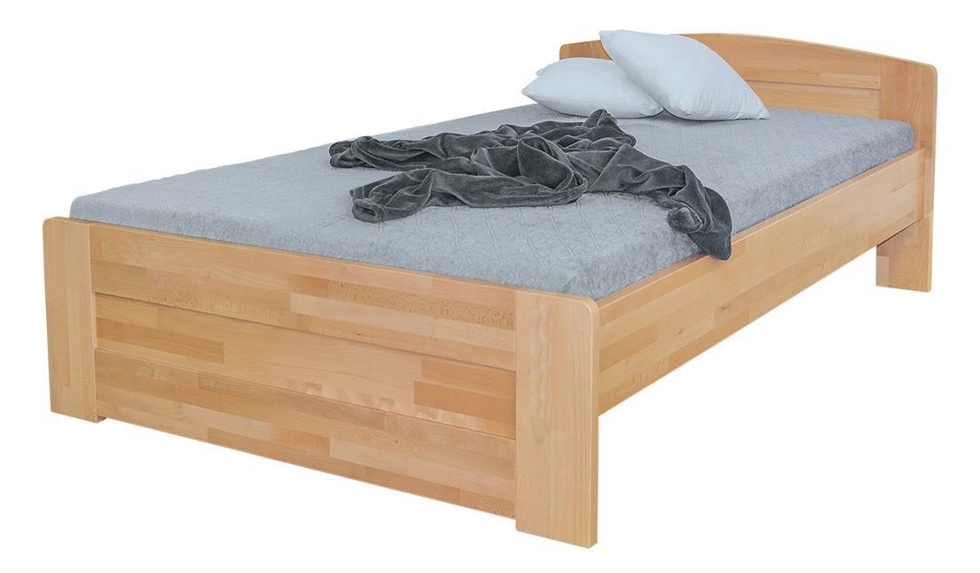 Masivní Dona - rám postele (rozměr ložné plochy - 200x90)