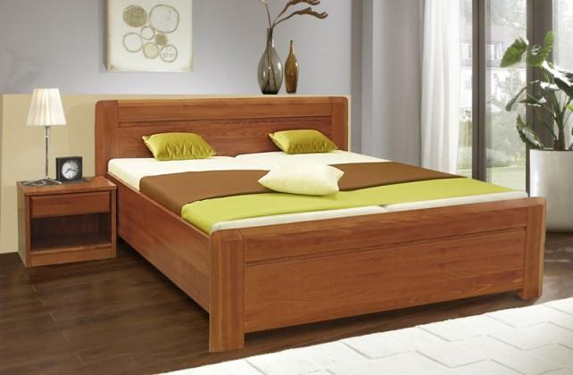 Masivní Elza - rám postele 200x180