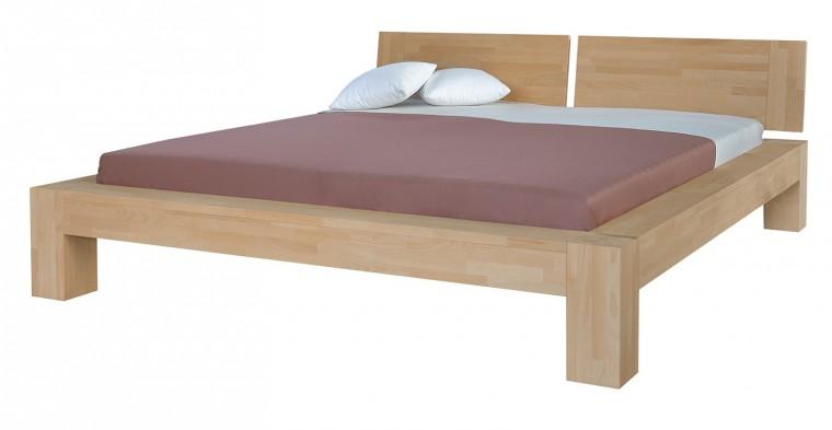 Masivní Esta - rám postele (rozměr ložné plochy - 200x120)
