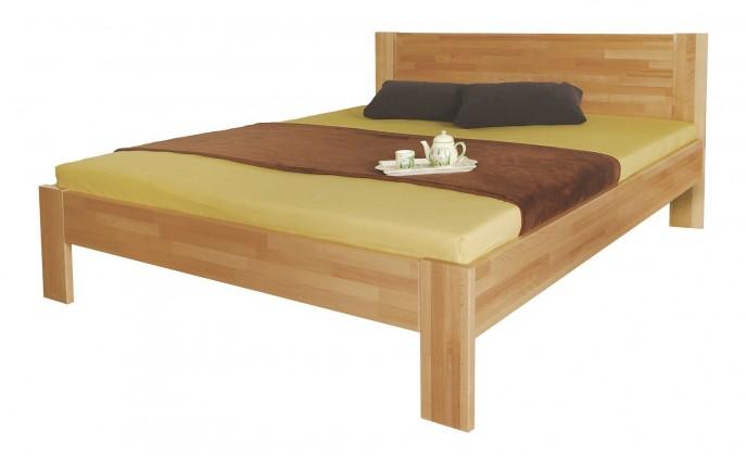 Masivní Gemma - rám postele (rozměr ložné plochy - 200x160)