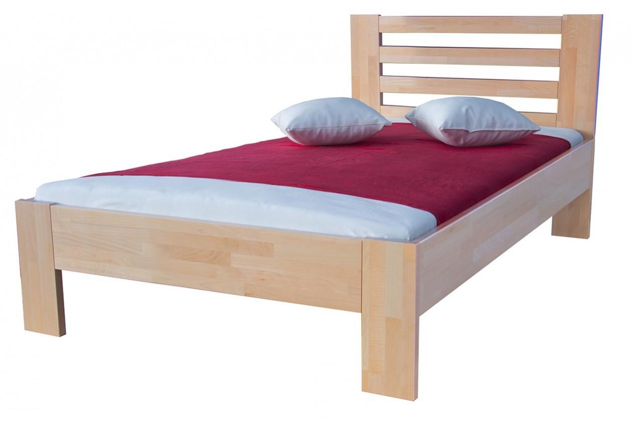 Masivní Ines - rám postele (rozměr ložné plochy - 200x90)