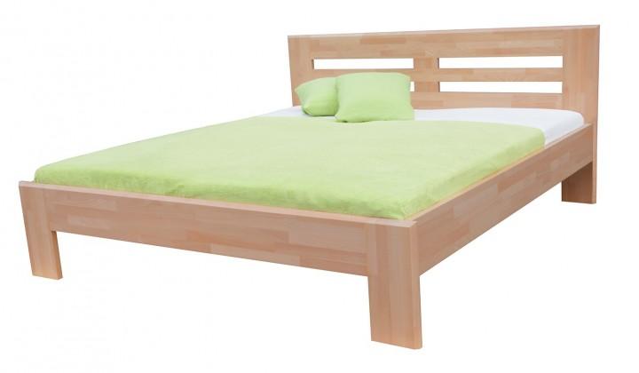 Masivní Ottavia - rám postele (rozměr ložné plochy - 200x180)